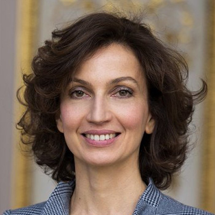 Audrey Azoulay<br>(to be confirmed)